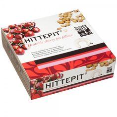 Il cuscino per collo in ossi di ciliegia Hittepit® riscalderà e rilasserà i tuoi muscoli in modo naturale. Il cuscino di ossi di ciliegia è perfetto come regalo, la sua scatola è disegnata per assomigliare ad una cassetta rustica di legno.