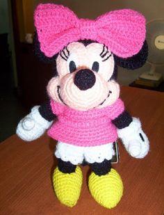 Kuklyandiya Toys crocheted. Fabulous and mythical heroes