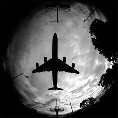 Instagram Airline - As fotografias impressionantes de um entusiasta da aviação