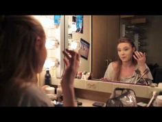 ▶ Backstage Beauty at The New York City Ballet - YouTube