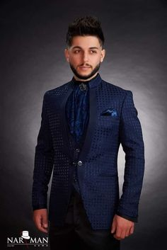 Casual Outfits, Men Casual, Mandarin Collar, Wedding Suits, Tuxedo, Mens Suits, Party Wear, Costumes, Suit Jacket