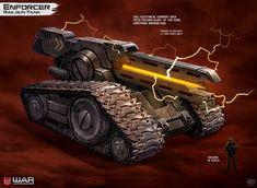 War Commander--Enforcer by DNA-1