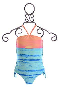 Kate Mack Girls Swim Tank Sunset Beach $49.00