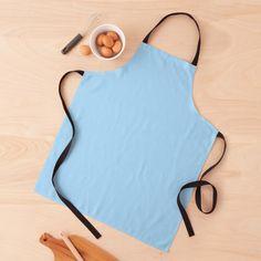 Blue Eye Color, Pastel Blue Color, Light Blue Color, Light Blue Throw Pillows, Blue Grey, Blue And White, Blue Cushion Covers, Custom Aprons, Blue Apron