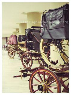 Pope´s Coaches ...Rome ... dem Papst seine Kutschen http://lieblingsidee.blogspot.de/2012/05/roma-rome-rom.html