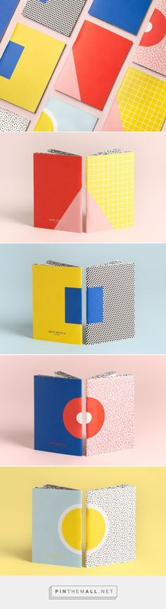58 Ideas book layout design notebooks for 2019 Branding And Packaging, Packaging Design, Design Graphique, Art Graphique, Portfolio Design, Portfolio Ideas, Layout Design, Design Design, Type Logo