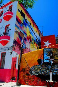 Street art in Havana, Cuba Viva Cuba, Going To Cuba, Street Art, Cuban Culture, Havanna, Cuban Art, Vinales, Cuba Travel, Island Nations