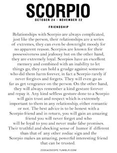 All About Scorpio, the most passionate, powerful and magnetic members of the zodiac. Scorpio Traits, Aries, Astrology Scorpio, Scorpio Zodiac Facts, Scorpio Love, Scorpio Quotes, Zodiac Quotes, Astrology Signs, Scorpio Woman