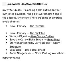 Help with writing a plot outline Creative Writing Prompts, Book Writing Tips, Writing Words, Writing Quotes, Writer Tips, Writing Resources, Writing Help, Writing Ideas, Fiction Writing