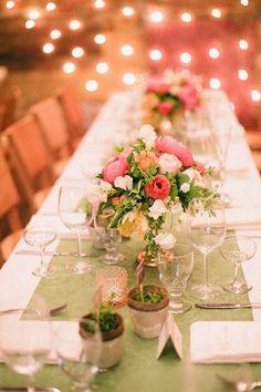 Bohemian Wedding Theme | Wine country/bohemian/rustic wedding reception theme | Weddings ...