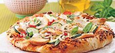 Préparer une Pâte à Pizza en 6 Étapes Pate A Pizza Kitchenaid, Pizza Recipes, Dinner Recipes, Pizza Sandwich, Mets, Recipes For Beginners, Keto Dinner, Bruschetta, Vegetable Pizza