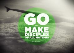 As followers of Christ, we are called to make disciples.