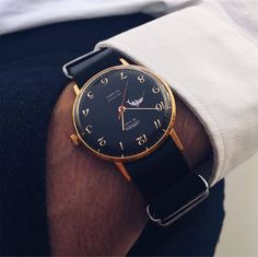 Your place to buy and sell all things handmade Russian Men, Nato Strap, Watch Case, Vintage Watches, Gifts For Him, Watches For Men, Buy And Sell, Leather, Stuff To Buy