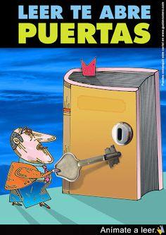 Leer te abre puertas