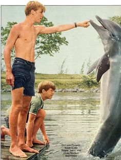 Flipper - Did you like Bud or Sandy?  I'd have to go with Sandy!