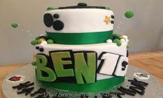 Ben Ten Birthday Cakes Picture