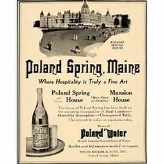 74 Best Poland Spring Resort History Images Poland