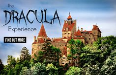 """Bran Castle—""""Dracula's Castle""""—is spectacularly situated in the Transylvanian Alps"""