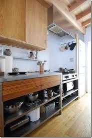 「古いキッチン 業務用ステンレス」の画像検索結果