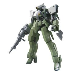 Gundam HG Orphans Graze Kai Custom Hobby Model Kit Figure - Radar Toys