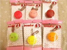 Breadou Rare Petit Macaron Squishy