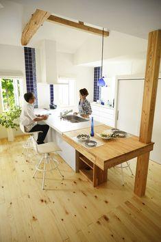 No.0402 新築のような再生。ふたりが心から安らぐ家。(一戸建て) | リフォーム・マンションリフォームならLOHAS studio(ロハススタジオ) presented by OKUTA(オクタ)