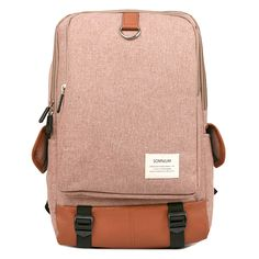 Mens Backpack for College 15 Laptop Book Bag 1608 (7)