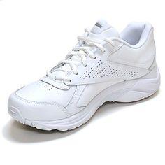 dde89b9cc38e Reebok Womens Walk Ultra IV DMX Max Women s Walking Shoes Shoe White 7 BM  US