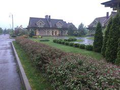 Идеи ландшафтного благоустройства домовладений в КП Иванова Фазенда