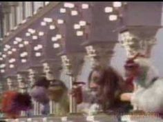 the muppets show intro.  Morning music to play as students enter.  Fun idea!