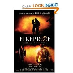Fireproof - have watched the movie, and now want to read the book.