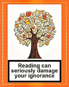 The trouble with reading