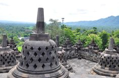 Borobudur, temples, UNESCO world heritage, Jogja, Yogyakarta, Indonesia