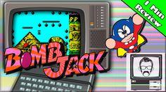 Bomb Jack ZX Spectrum [1 Minute Review] | Nostalgia Nerd
