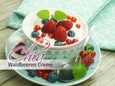 Für alle #Süßmäuler habe ich heute ein #Rezept für eine fruchtig, leckere #Chia #Waldbeeren #Creme. Dieses und weitere #Rezepte findest du bei chiasamen-rezepte.de