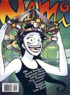 Nemi comic book nr 84