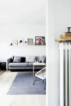 Impulsivt & idérigt DIY-hjem   Boligmagasinet.dk