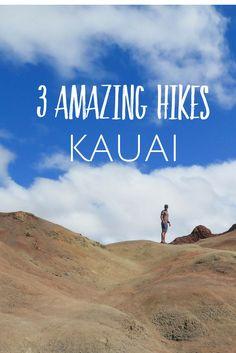 Where to hike in Kauai, Hawaii
