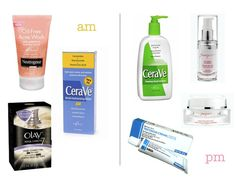 the stylish housewife - my updated skincare routine