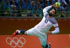 Rio 2016, handball. Nikola Karabatic : «Les filles nous ont mis la pression !»