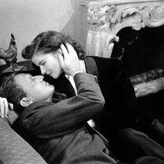 Spencer Tracy y Katharine Hepburn, pura química dentro y fuera de la pantalla