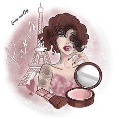 Its all about paris and beauty tips... #parismood #parisvibes #eiffel_tower #eiffeltowerparis #blushpalette #makeuplife #makeupoftheday💄💋 #artistrymakeup #artistryflair #lipstick #makeuplover #makeupparty #dressupparty #partylook #magazinefeature #magazinecover sfashionmodel #fashionphotography #fashionpictures #tatoo_art #femininepower #feminineart #fashiionart #fashionicon #fashionweek ##fashionillustration