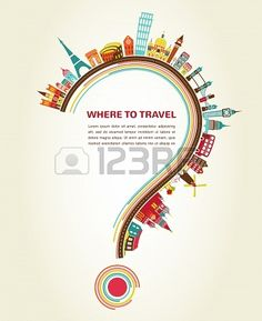 Where to #Travel #Infographic