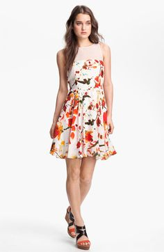 Would be beautiful to wear to a summer wedding