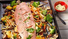 Lachs: Rezepte für den beliebten Fisch REZEPTSAMMLUNG