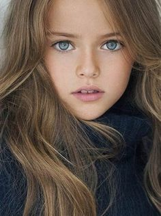 Kristina Pimenova, too young to be already Top Model? Kristina Pimenova, too young to be already Top Model? Beautiful Little Girls, The Most Beautiful Girl, Beautiful Children, Beautiful Eyes, Beautiful Babies, Pretty Girls, Kristina Pimenova, Young Models, Child Models