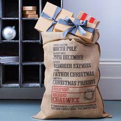 News Lovely Market - Hotte de Noël déco, du Pôle Nord - remise exclusive jusqu'au 4 décembre....