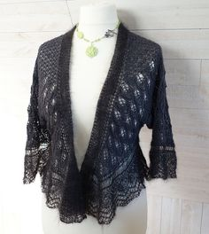 Ravelry: Spring Cardigan pattern by Anne-Lise Maigaard