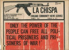 "Information about ""la chispa.jpg"" on chicano revolutionary party - Oakland - LocalWiki"