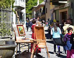 """Brutto tempo, rinviata """"Montmartre in Valle Vigezzo – Artisti a cielo aperto"""" - Ossola 24 notizie"""